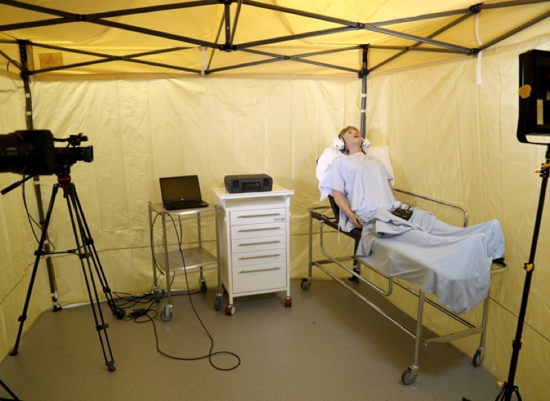 Boothless Audiometry Usability Testing